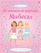MU�ECAS. EL VESTUARIO CON PEGATINAS  - $13.700