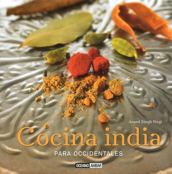 COCINA INDIA PARA OCCIDENTALES  - $26.000
