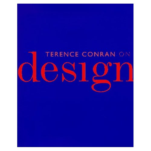 Terence Conran on Design - $10.000