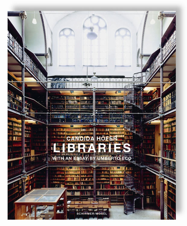 CANDIDA HOFER LIBRARIES -