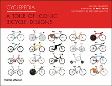 Cyclepedia A Tour of Iconic Bicycle Designs - $27.000