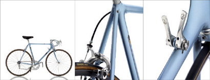 Cyclepedia A Tour of Iconic Bicycle Designs -