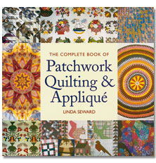 The Complete Book Of Patchwork, Quilting & Applique - $19.900