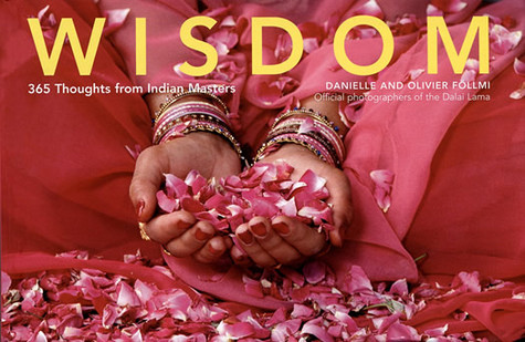 Wisdom:365 Thoughts from Indian Masters - $58.000