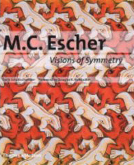 M.C. ESCHER VISIONS OF SYMMETRY - $39.000