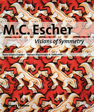 M.C. ESCHER VISIONS OF SYMMETRY -