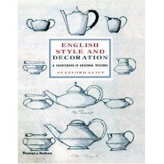 English Style and Decoration: A Sourcebook of Original Designs -