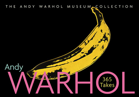 Andy Warhol 365 Takes:The Andy Warhol Museum Collection - $39.000