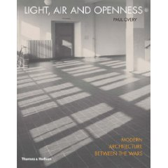 Light, Air and Openness: Modern Architecture Between the Wars  -  - Producto en Oferta