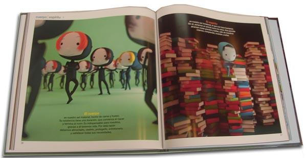 �Contrarios?  Un libro para ejercitar el arte de pensar. -