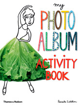 My Photo Album Activity Book  - $10.900