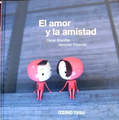 el amor y la amistad -