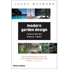 Modern Garden Design: Innovation Since 1900 - $59.000