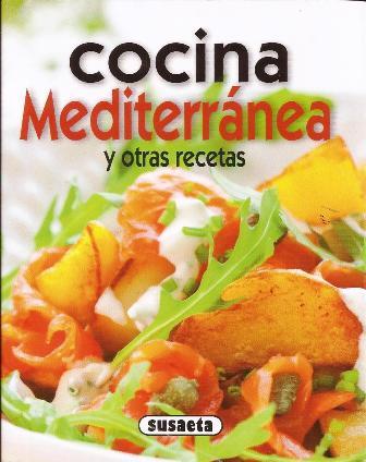 Cocina mediterranea y otras recetas - $10.500
