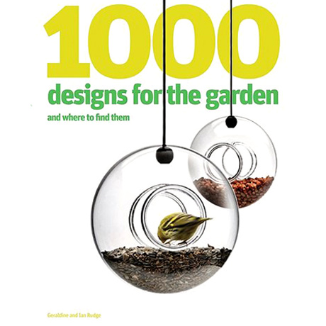 1000 designs for the garden -
