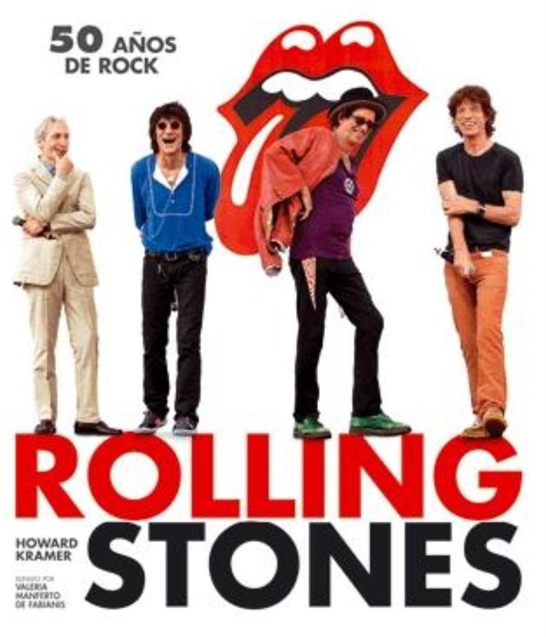 Rolling Stones: 50 a�os de rock - $34.600