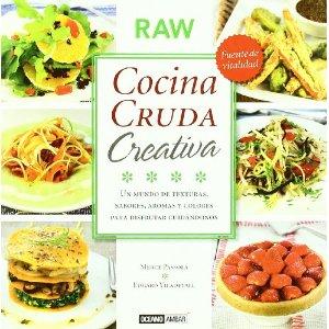 cocina cruda creativa - $39.900