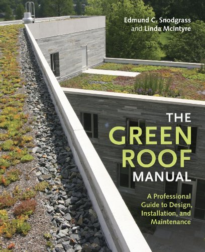 the green roof manual -