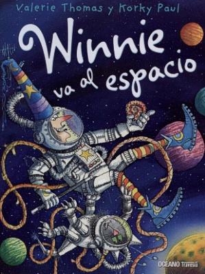 Winnie va al espacio -