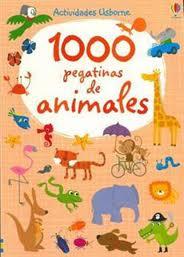 1000 pegatinas de animales - $29.000