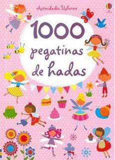 1000 PEGATINAS DE HADAS - $9.000