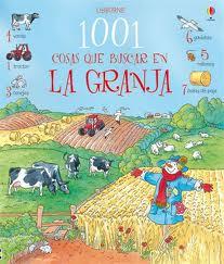 1001 COSAS QUE BUSCAR EN LA GRANJA       - $25.600