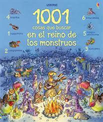 1001 Cosas Que Buscar En El Reino De Los Monstruos - $7.900