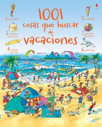 1001 Cosas Que Buscar De Vacaciones - $17.000