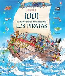 1001 Cosas Que Buscar En El Mundo De Los Piratas - $11.100