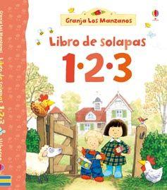 1 2 3 Libro De Solapas - $17.900