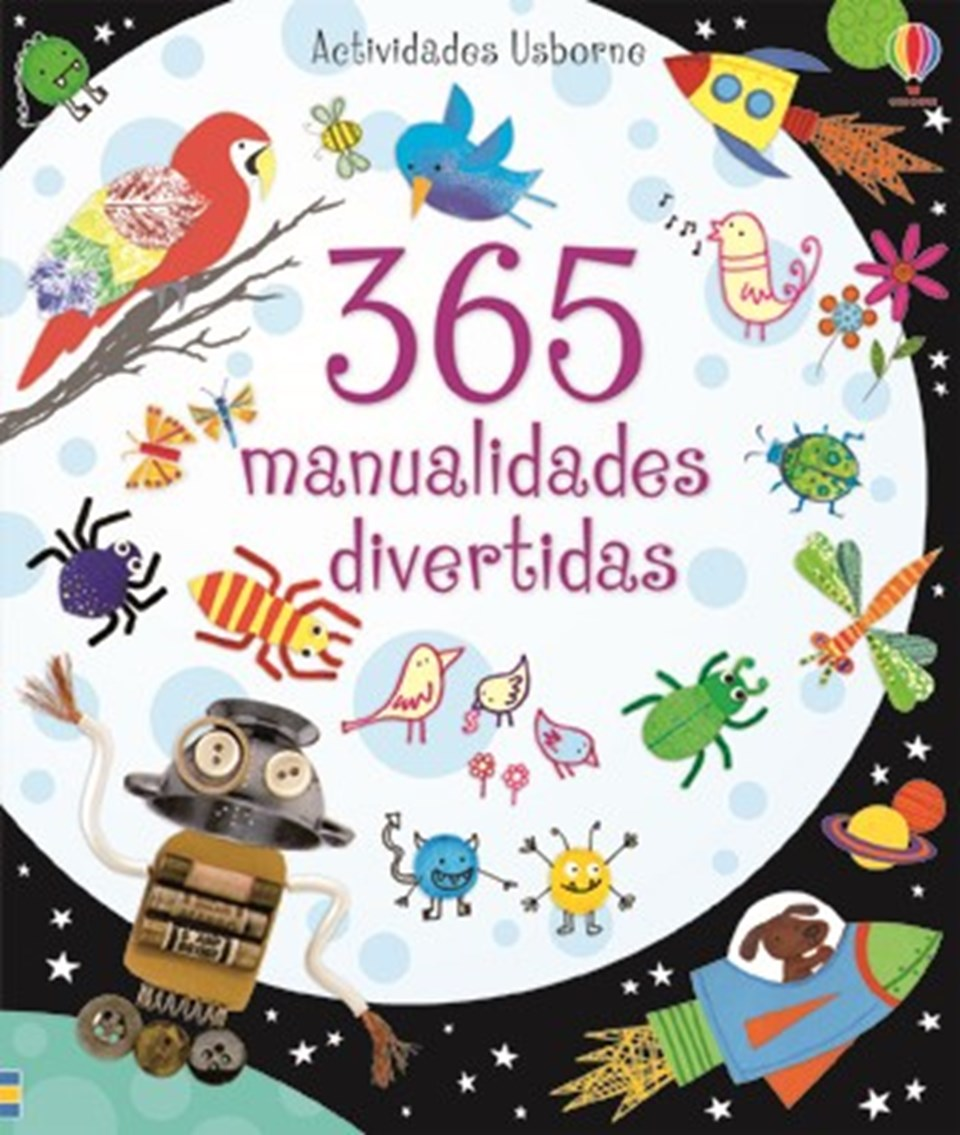 365 MANUALIDADES DIVERTIDAS - $16.000