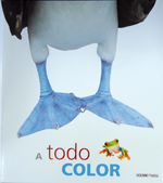 A Todo Color Animales En TamaNo Natural. - $9.900