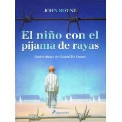EL NI�O CON EL PIJAMA DE RAYAS (ILUSTRADO) - $12.900