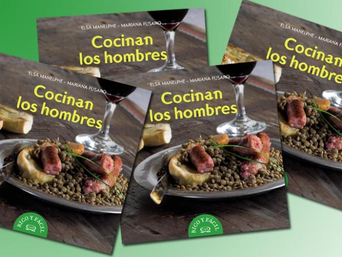 Cocinan los hombres -