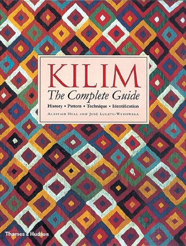 Kilim: The Complete Guide, History, Pattern, Technique, Identification -