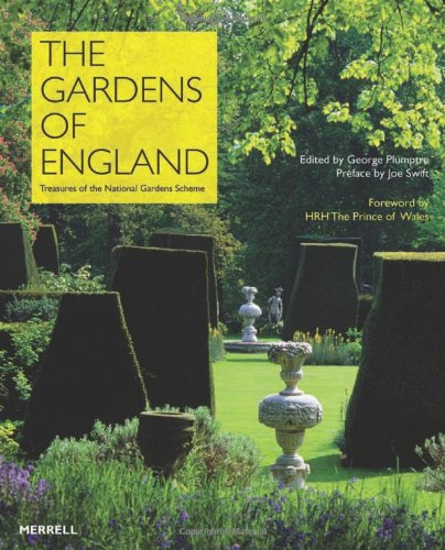 The Gardens of England: Treasures of the National Gardens Scheme -