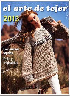 El Arte de Tejer 2013 - Revista - $23.900