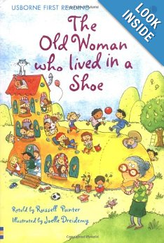 Old Woman Who Lived in a Shoe - $10.900