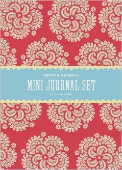 French General Mini Journal Set - $8.900
