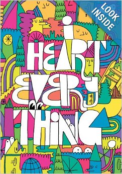 I Heart Everything Journal - $14.000