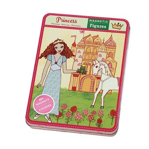 Mudpuppy Princess Magnetic Figures - $14.000