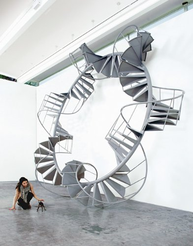 Vitamin 3-D: New Perspectives in Sculpture and Installation -