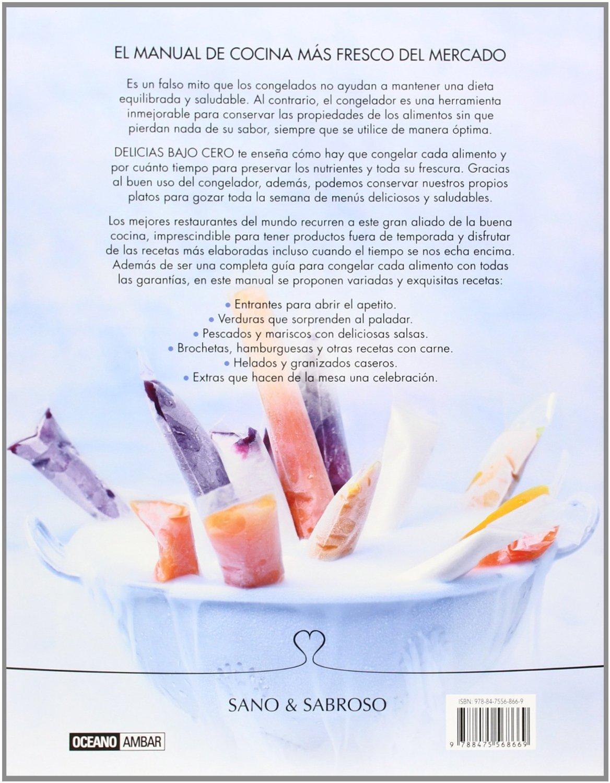 Delicias bajo cero: El arte de congelar y cocinar con todo el sabor (Cocina / Ilustrados) -