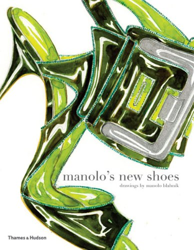 Manolo New Shoes -