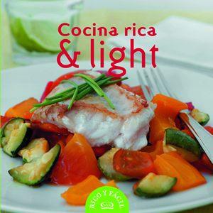 Cocina rica y light -