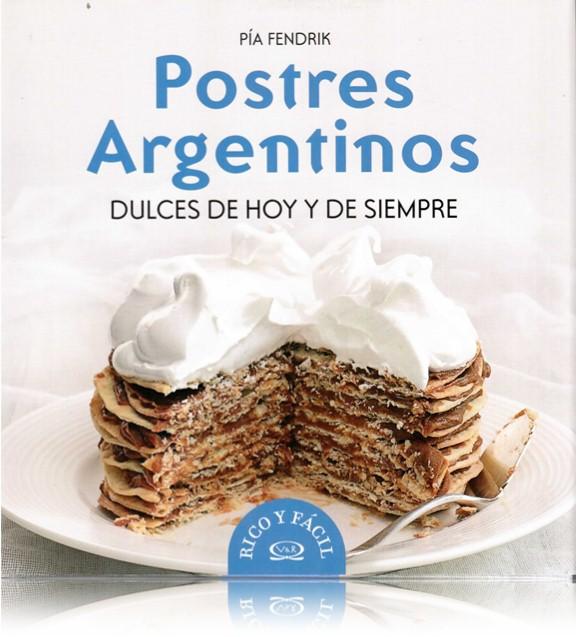 Postres Argentinos  - $23.900