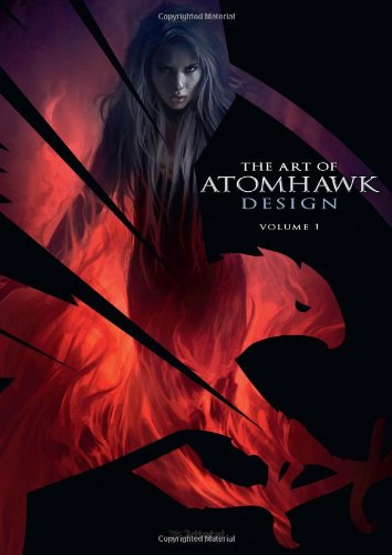 The Art of Atomhawk Design, Volume 1 - $16.000