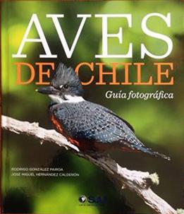 AVES DE CHILE , Gu�a Fotogr�fica - $5.900