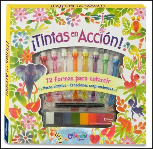 Tintas en Accion - $24.000