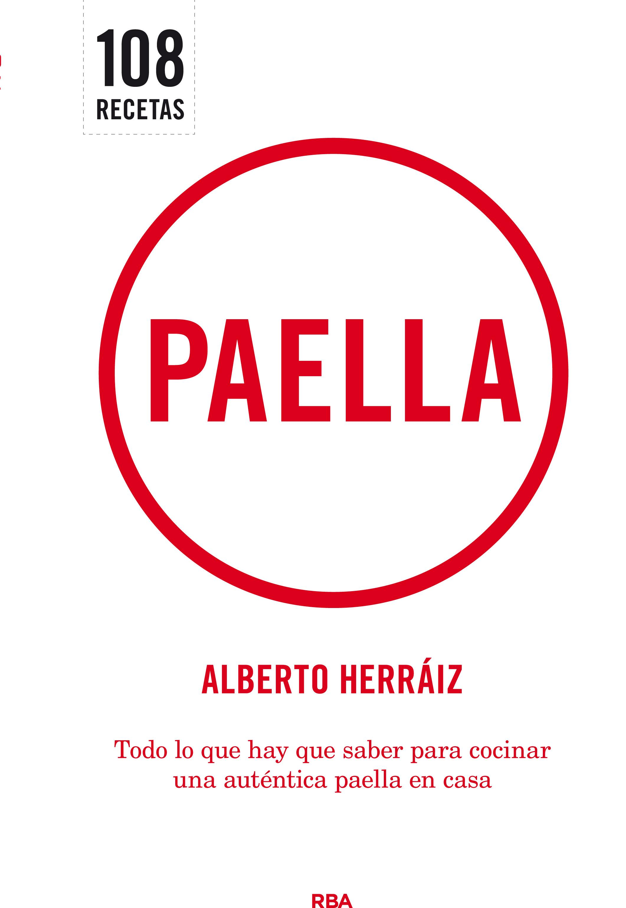 Paella, y arroces - $21.900
